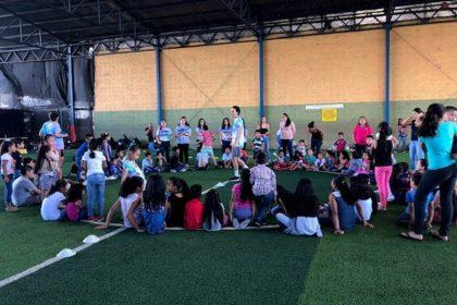 El colegio ICS y los Niños de Barrio Nuevo